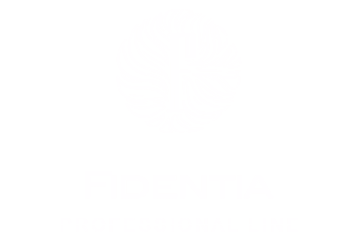 Fidentia Hair Logo Firmen Icon