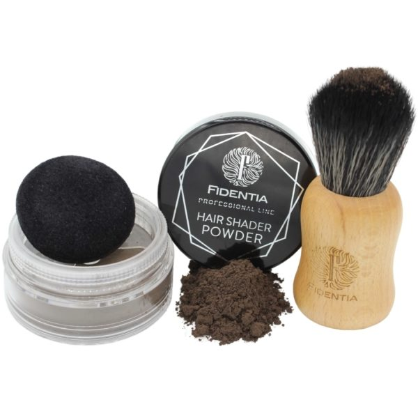 Fidentia Haarshader Powder, Make-up fürs Haar, Haarpuder